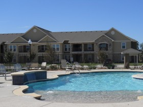 Pool Area and Residential Buildings