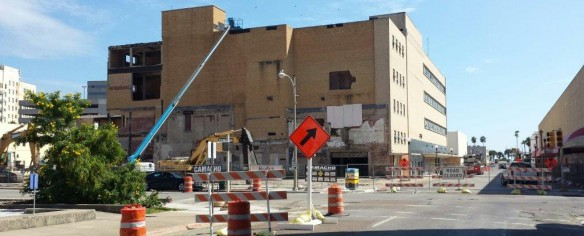 """Chaparral Street reopens to traffic, but work continues"""