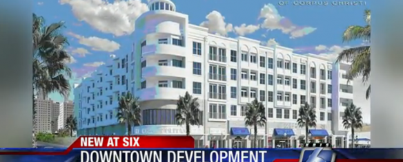 """More Vitality to Downtown Corpus Christi"""